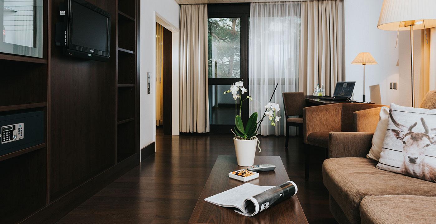 wohnen 4 sterne hotel forsthaus n rnberg f rth. Black Bedroom Furniture Sets. Home Design Ideas